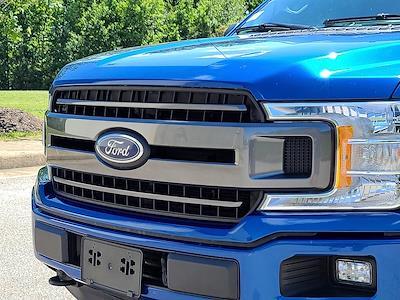 2018 Ford F-150 SuperCrew Cab 4x4, Pickup #JP2483 - photo 4