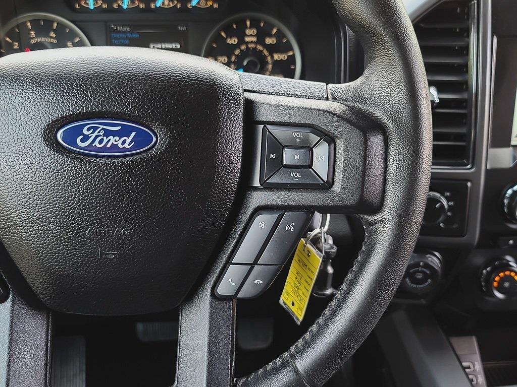 2018 Ford F-150 SuperCrew Cab 4x4, Pickup #JP2484 - photo 27
