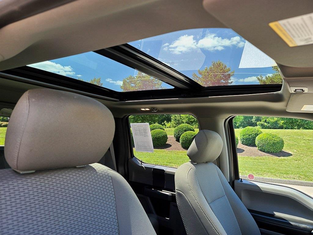 2018 Ford F-150 SuperCrew Cab 4x4, Pickup #JP2485 - photo 20