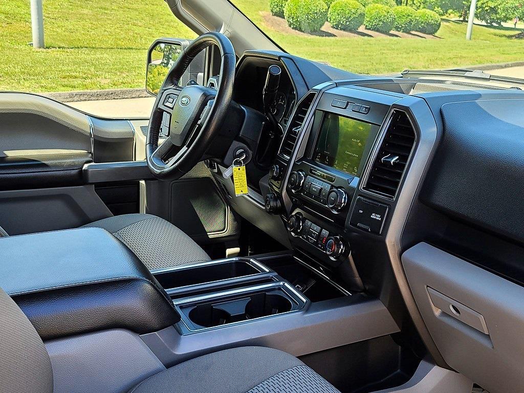 2018 Ford F-150 SuperCrew Cab 4x4, Pickup #JP2485 - photo 21