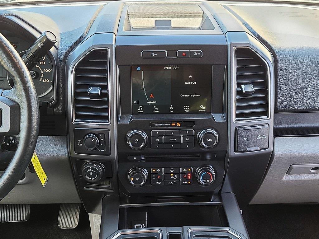 2018 Ford F-150 SuperCrew Cab 4x4, Pickup #JP2485 - photo 27