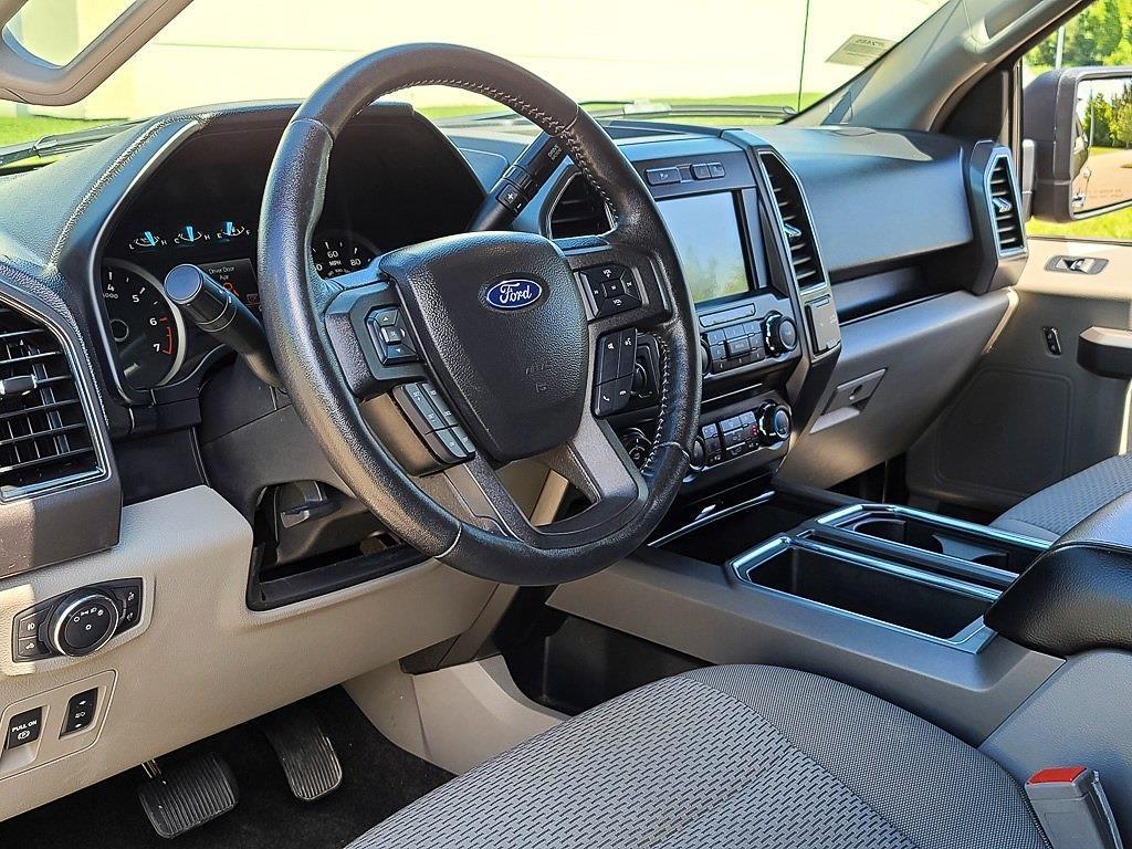 2018 Ford F-150 SuperCrew Cab 4x4, Pickup #JP2485 - photo 34