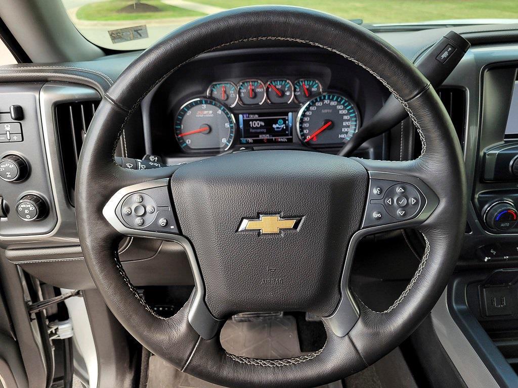 2018 Chevrolet Silverado 1500 Crew Cab 4x4, Pickup #JP2507 - photo 23
