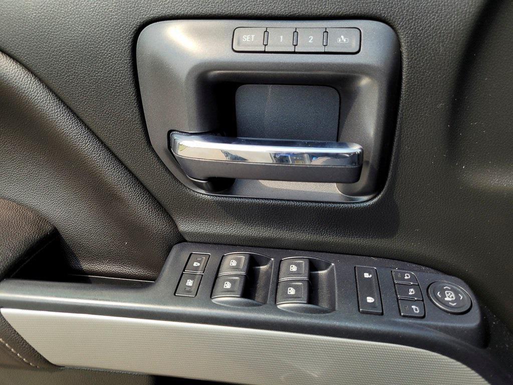 2018 Chevrolet Silverado 1500 Crew Cab 4x4, Pickup #JP2507 - photo 29