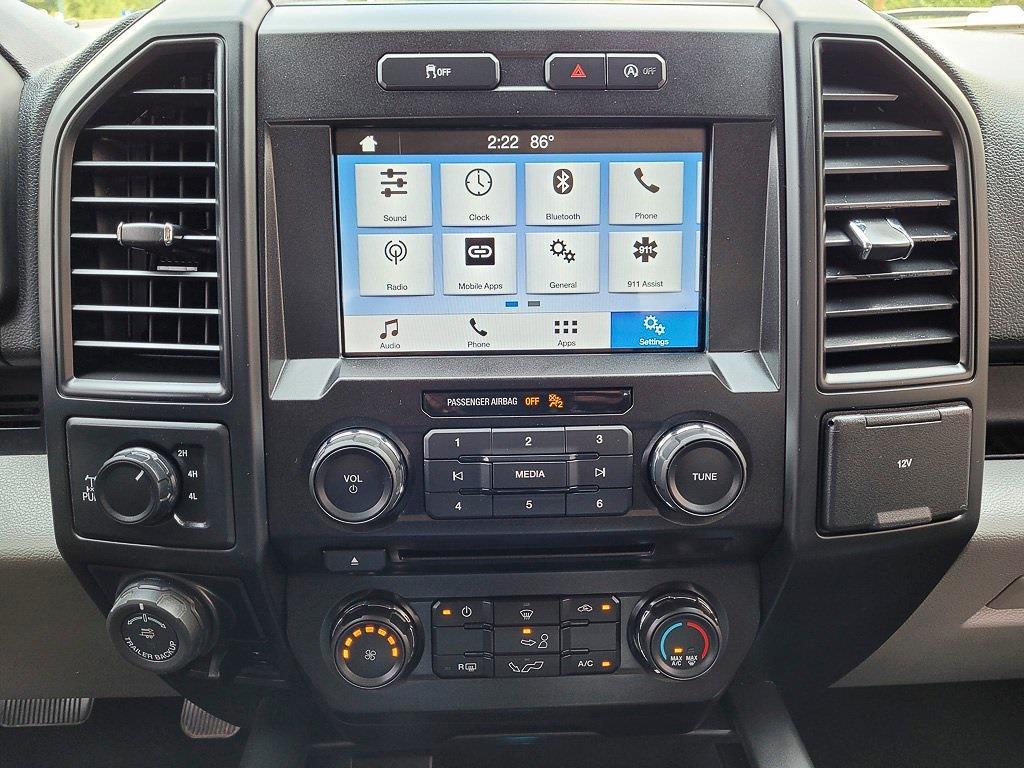 2018 Ford F-150 SuperCrew Cab 4x4, Pickup #JP2508 - photo 17