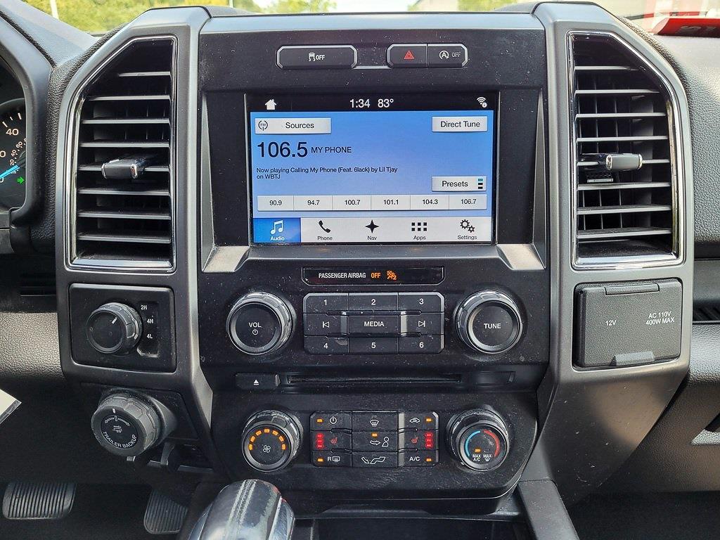 2018 F-150 SuperCrew Cab 4x4,  Pickup #JP2520 - photo 16