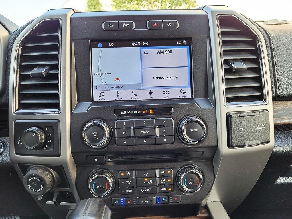 2018 F-150 SuperCrew Cab 4x4,  Pickup #JP2521 - photo 16