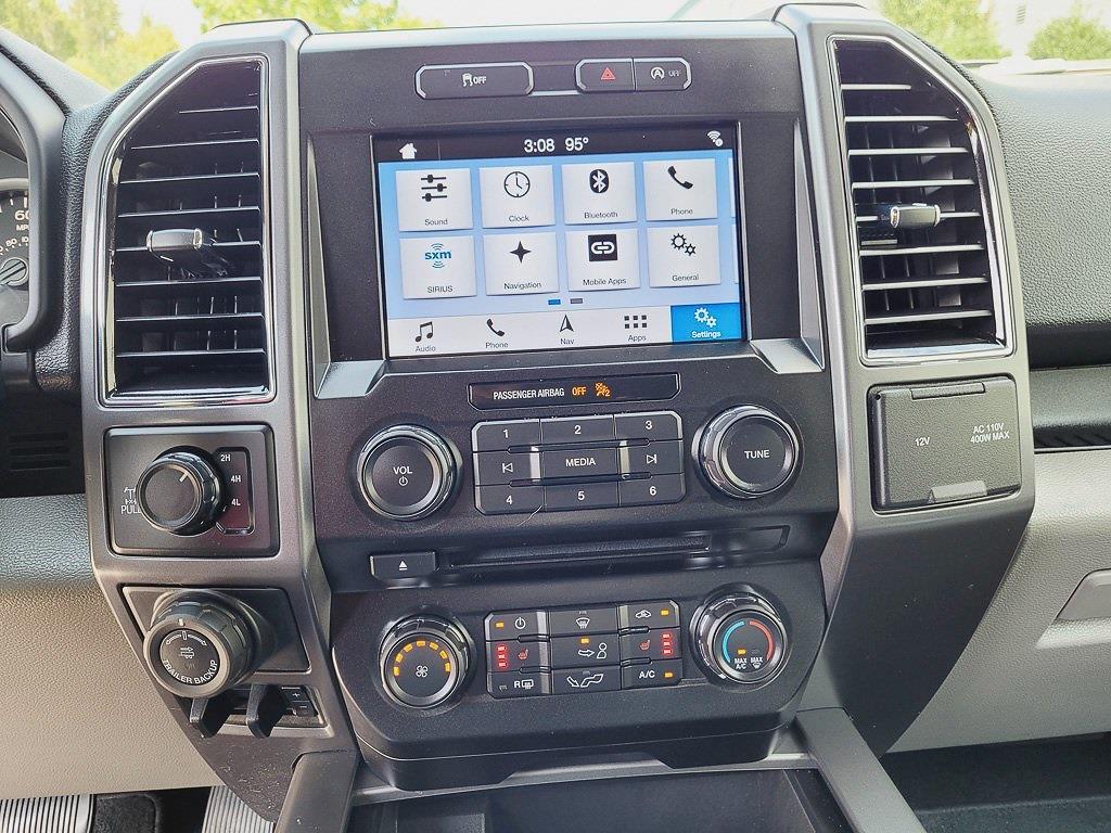 2018 F-150 SuperCrew Cab 4x4,  Pickup #JP2566 - photo 24