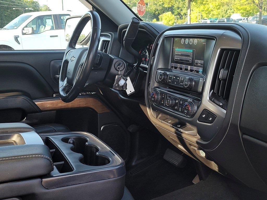 2017 Silverado 1500 Double Cab 4x4,  Pickup #JP2583 - photo 16