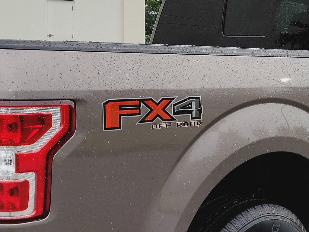 2018 F-150 SuperCrew Cab 4x4,  Pickup #JP2585 - photo 12