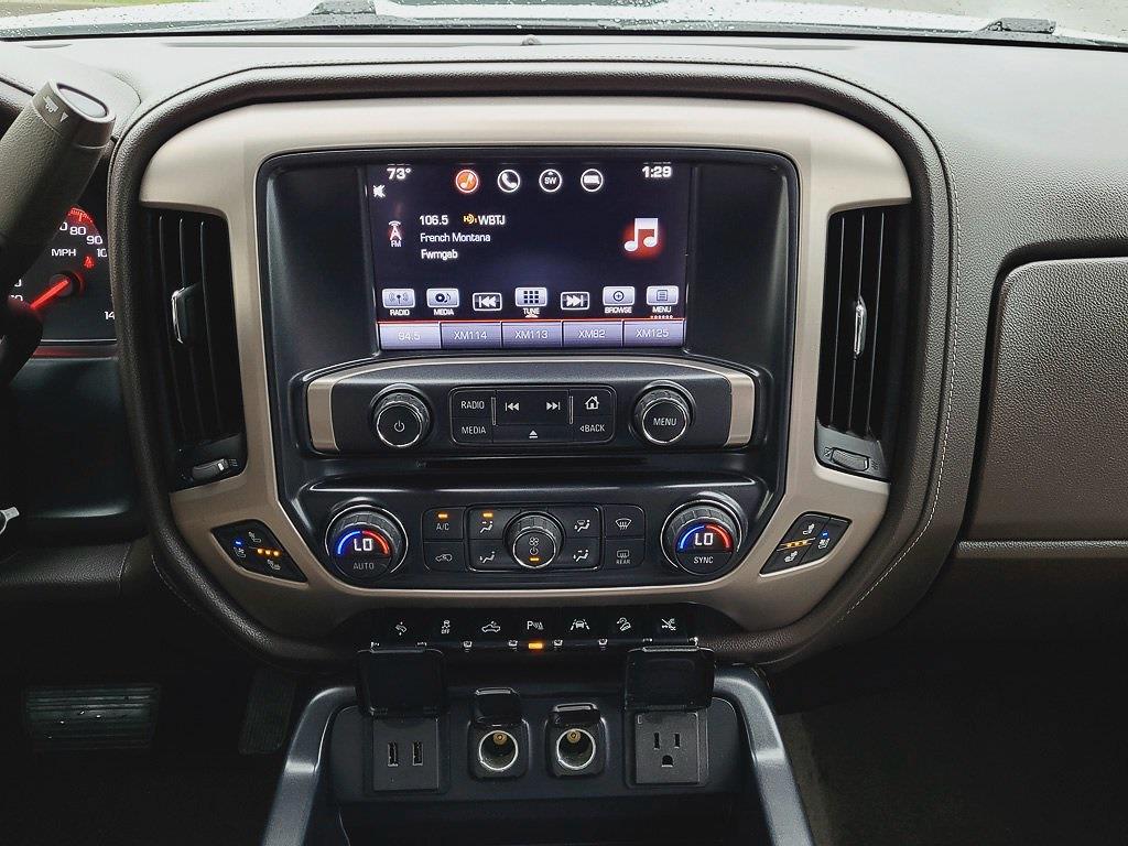 2016 Sierra 1500 Crew Cab 4x4,  Pickup #JP2589 - photo 18