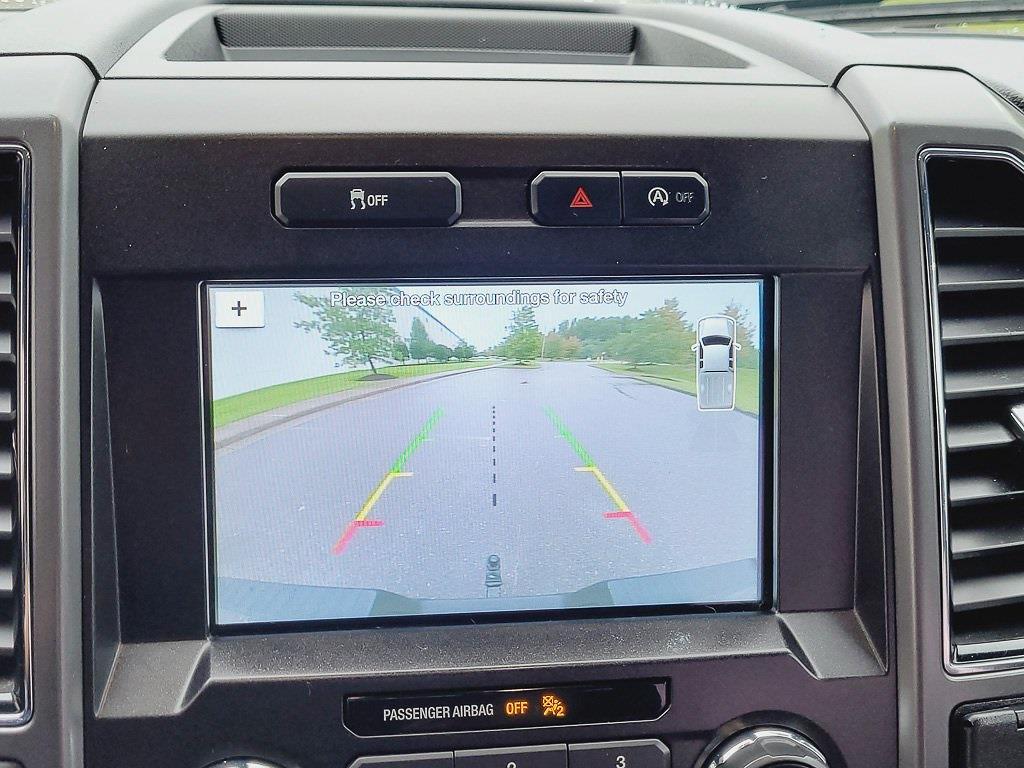 2018 F-150 SuperCrew Cab 4x4,  Pickup #JP2591 - photo 17