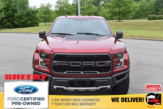 2019 F-150 SuperCrew Cab 4x4, Pickup #JVBP9820 - photo 2