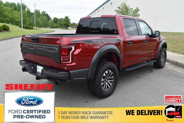 2019 F-150 SuperCrew Cab 4x4, Pickup #JVBP9820 - photo 8