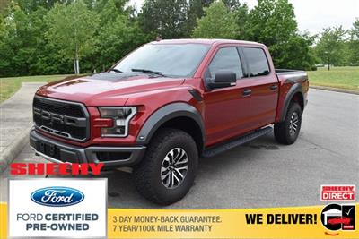 2019 F-150 SuperCrew Cab 4x4, Pickup #JVBP9820 - photo 3