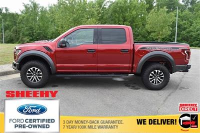 2019 F-150 SuperCrew Cab 4x4, Pickup #JVBP9820 - photo 5