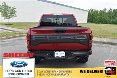 2019 F-150 SuperCrew Cab 4x4, Pickup #JVBP9820 - photo 7