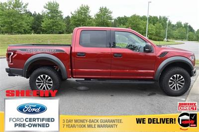 2019 F-150 SuperCrew Cab 4x4, Pickup #JVBP9820 - photo 9