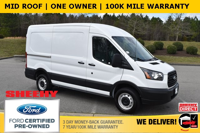 2019 Transit 250 Med Roof 4x2, Empty Cargo Van #JVBR9081 - photo 1