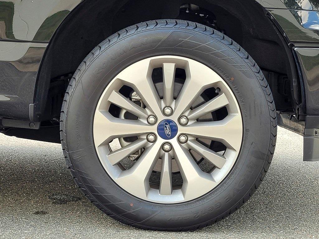 2018 Ford F-150 SuperCrew Cab 4x4, Pickup #JXUP4017 - photo 13