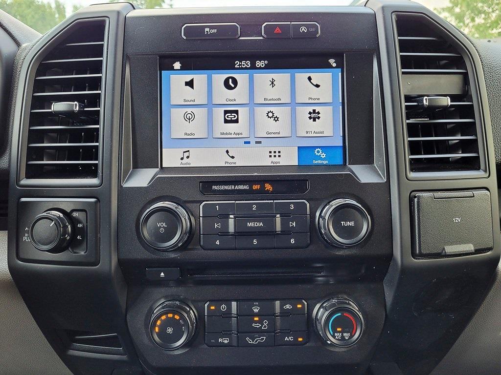 2018 Ford F-150 SuperCrew Cab 4x4, Pickup #JXUP4017 - photo 16