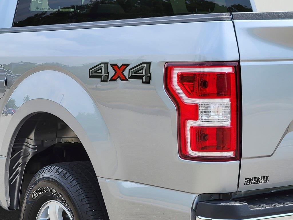 2020 Ford F-150 SuperCrew Cab 4x4, Pickup #JXYP3842 - photo 13