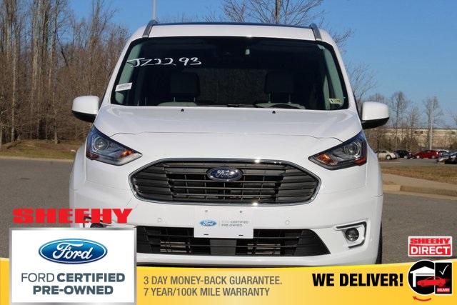 2020 Ford Transit Connect, Passenger Wagon #JZ2293 - photo 2
