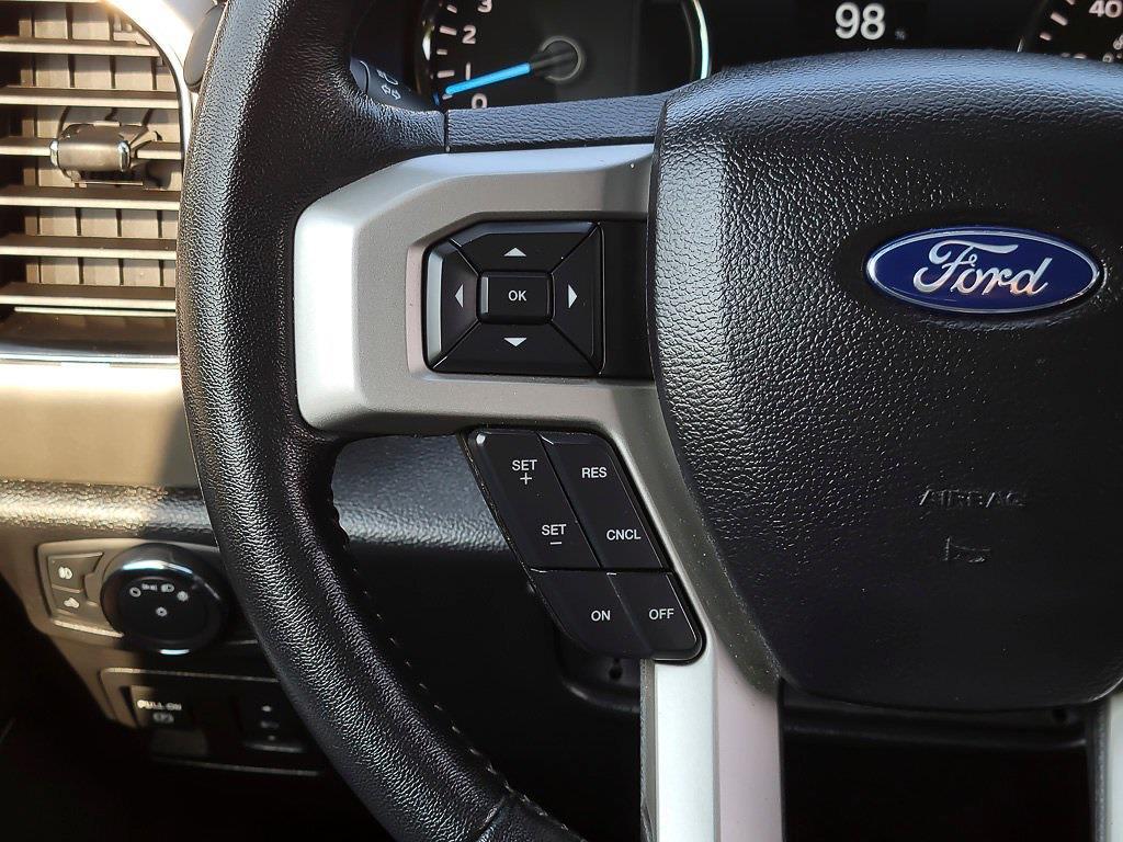 2018 Ford F-150 SuperCrew Cab 4x4, Pickup #JZ2432 - photo 30