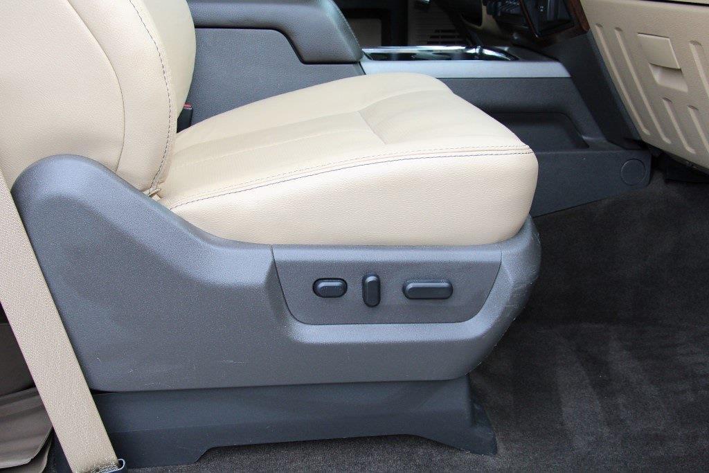 2013 Ford F-350 Crew Cab 4x4, Pickup #JZ2445 - photo 19
