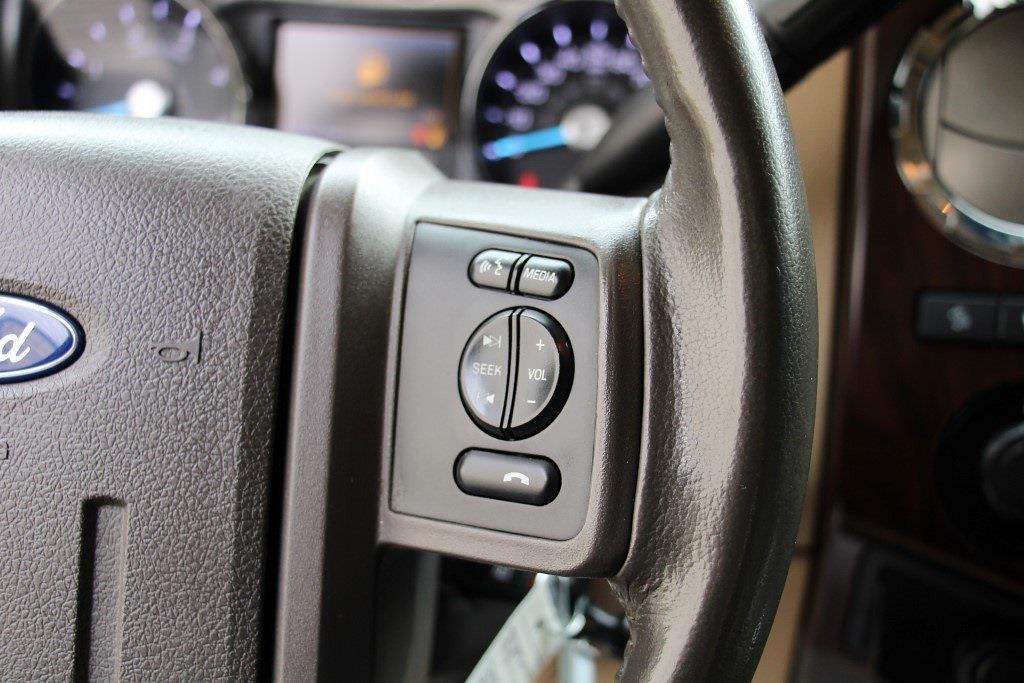 2013 Ford F-350 Crew Cab 4x4, Pickup #JZ2445 - photo 32