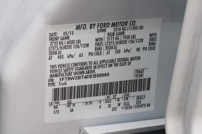 2013 Ford F-350 Crew Cab 4x4, Pickup #JZ2445 - photo 37
