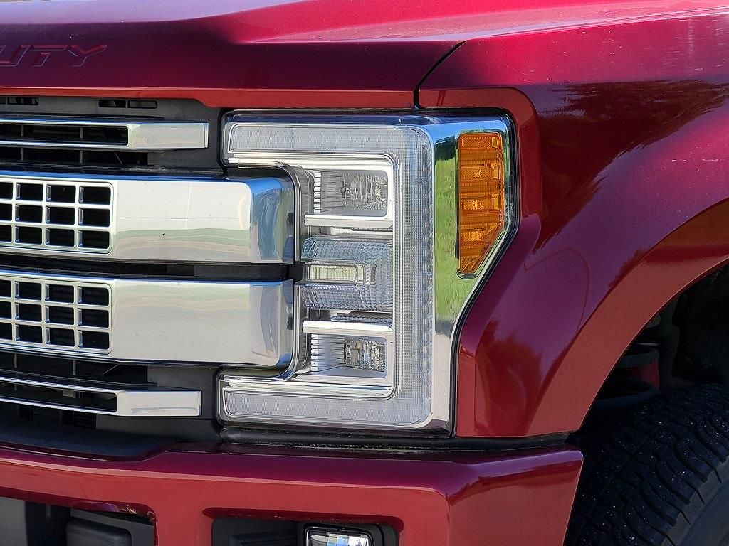 2017 Ford F-250 Crew Cab 4x4, Pickup #JZ2490 - photo 8