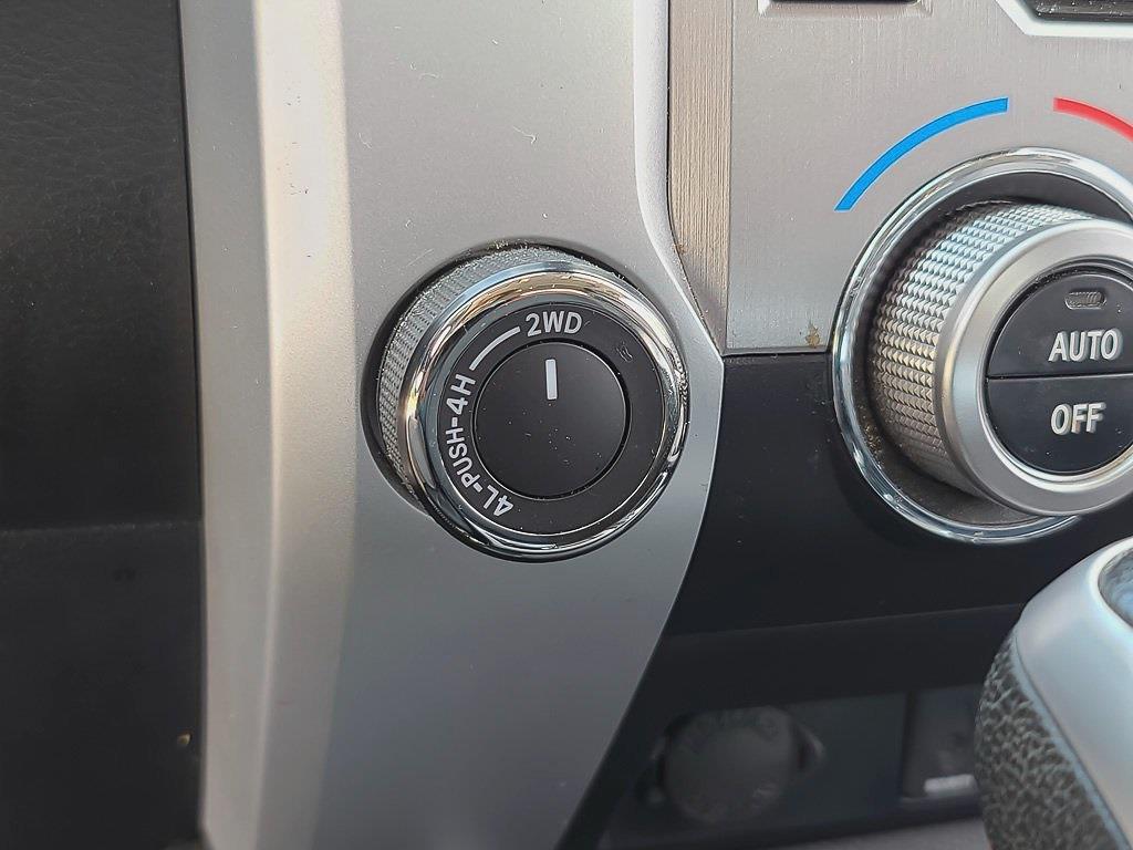 2018 Toyota Tundra Crew Cab 4x4, Pickup #JZ2498 - photo 36