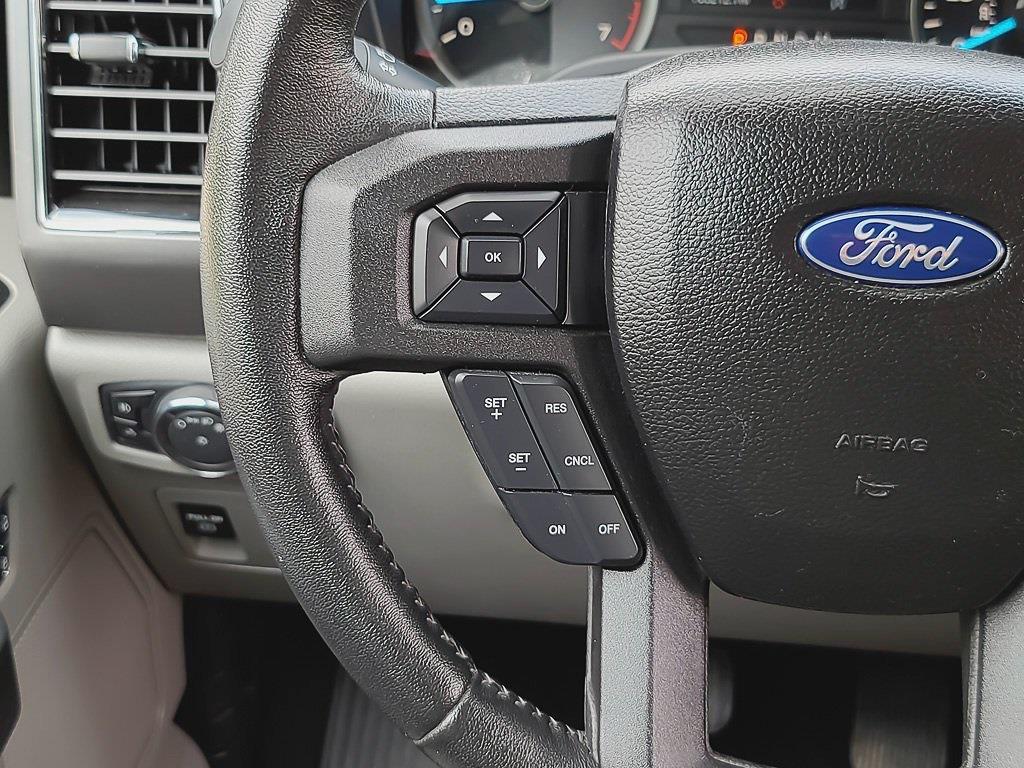 2018 Ford F-150 SuperCrew Cab 4x4, Pickup #JZ2499 - photo 29