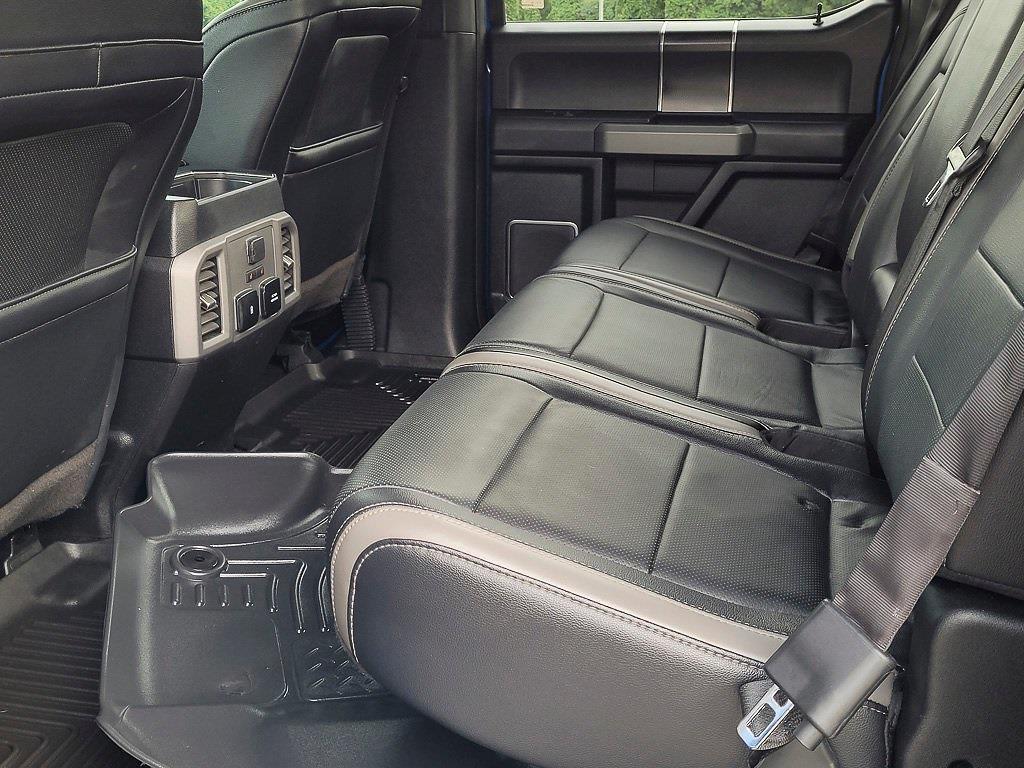 2017 F-150 SuperCrew Cab 4x4,  Pickup #JZ2534 - photo 21