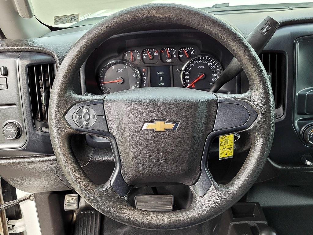 2019 Silverado 3500 Crew Cab 4x4,  Pickup #JZ2554 - photo 22