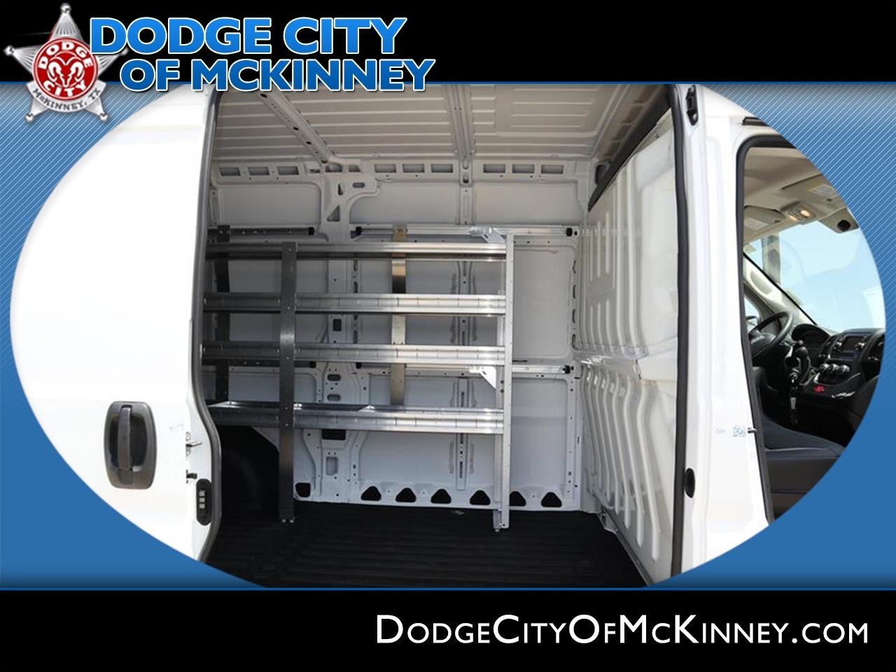 2020 Ram ProMaster 1500 High Roof FWD, Upfitted Cargo Van #2029554 - photo 1
