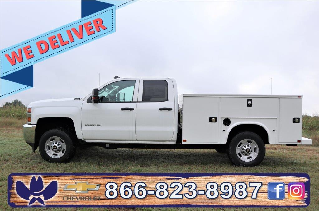 2019 Chevrolet Silverado 2500 Double Cab 4x2, Knapheide Service Body #226149 - photo 1