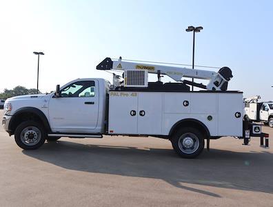 2021 Ram 5500 Regular Cab DRW 4x4,  Mechanics Body #613013 - photo 6