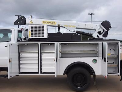 2021 Chevrolet Silverado 6500 Crew Cab DRW 4x4, Mechanics Body #614873 - photo 17