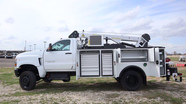 2021 Chevrolet Silverado 6500 Regular Cab DRW 4x4, Mechanics Body #641835 - photo 28