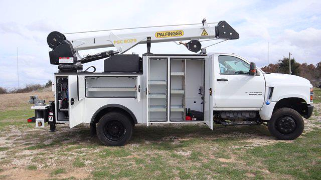 2021 Chevrolet Silverado 6500 Regular Cab DRW 4x4, Mechanics Body #641835 - photo 36