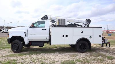 2021 Chevrolet Silverado 6500 Regular Cab DRW 4x4, Mechanics Body #641835 - photo 5
