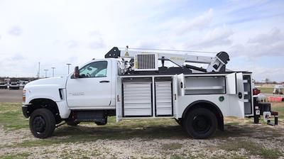 2021 Chevrolet Silverado Medium Duty Regular Cab DRW 4x4, Mechanics Body #641836 - photo 28