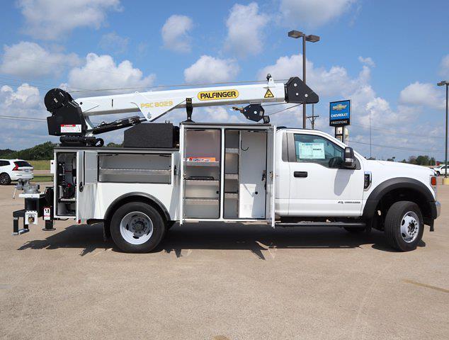 2021 Ford F-600 Regular Cab DRW 4x4, Mechanics Body #A00756 - photo 21