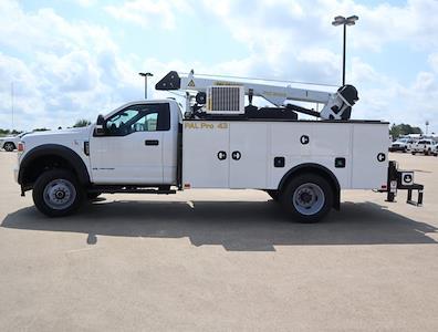 2021 Ford F-600 Regular Cab DRW 4x4, Mechanics Body #A00756 - photo 6