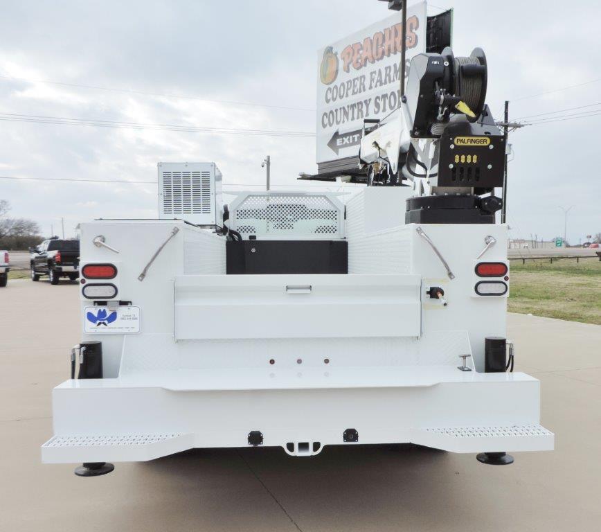 2019 F-550 Regular Cab DRW 4x4,  Palfinger Mechanics Body #A10626 - photo 19
