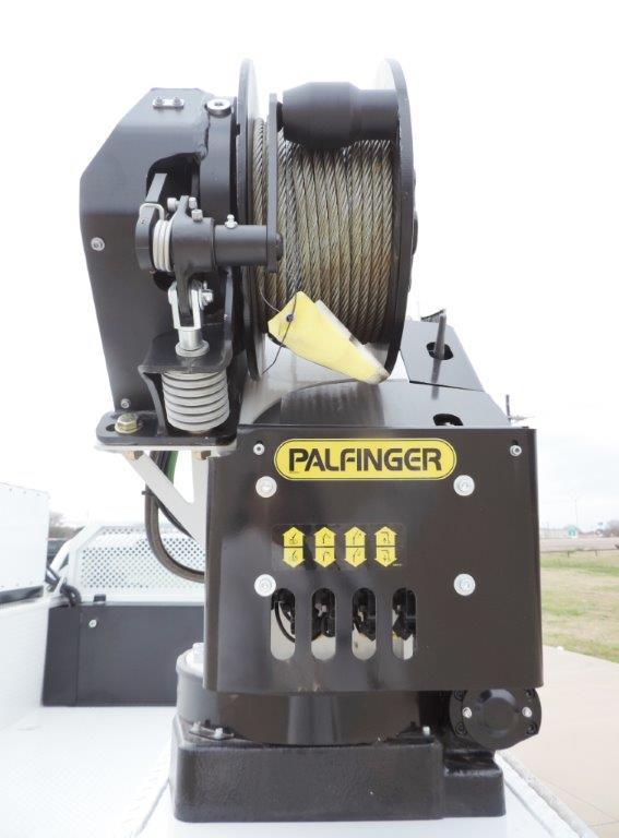 2019 F-550 Regular Cab DRW 4x4,  Palfinger Mechanics Body #A10626 - photo 37