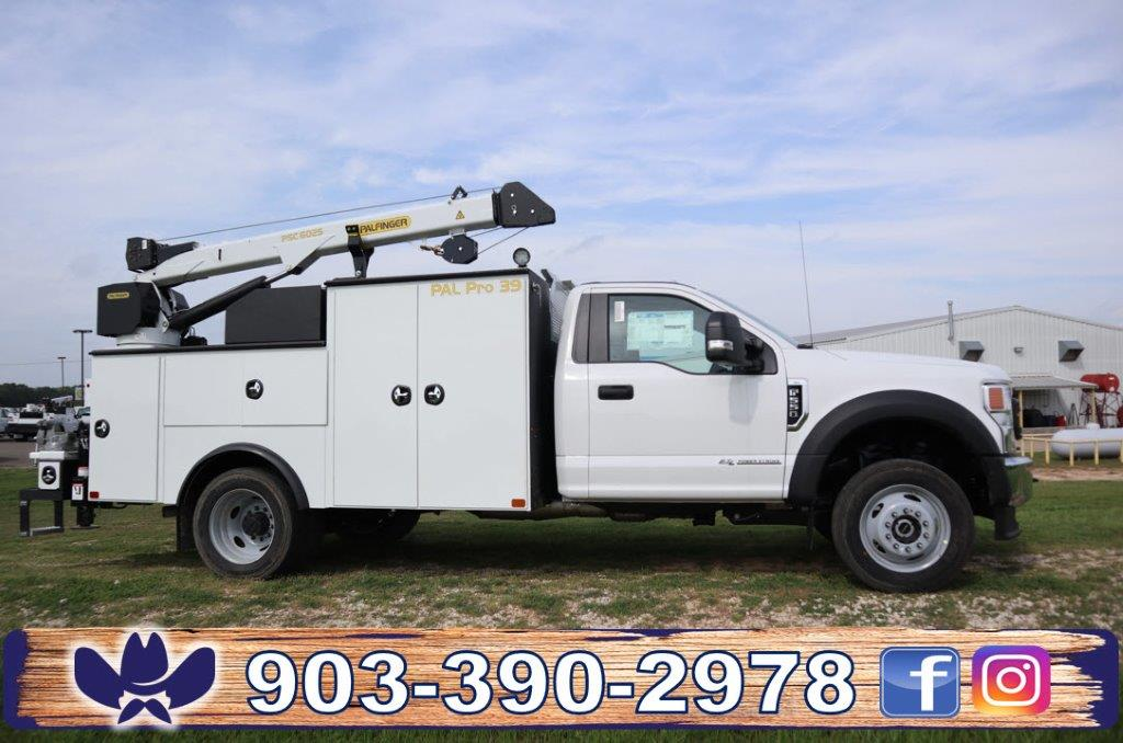 2020 Ford F-550 Regular Cab DRW 4x4, Palfinger Mechanics Body #C52178 - photo 1