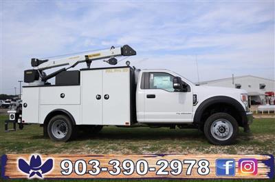 2020 Ford F-550 Regular Cab DRW 4x4, Palfinger PAL Pro 39 Mechanics Body #C52178 - photo 1